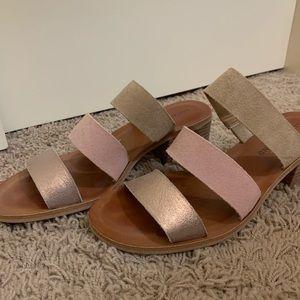 3 Strap Lucky Brand Sandals